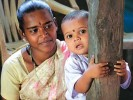 Mixing it up: Li'l Praveen is holding steady