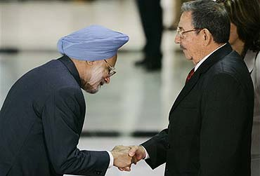 No Public Discussion With Musharraf