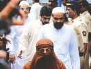 Rubina, Suleiman, Yusuf and Essa Memon come out of the TADA court
