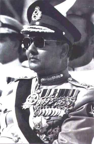 Gen. Mirza Aslam Beg