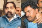 Moninder Pandher and his accomplice Surindra Koli after arrest