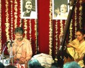 Lost and found: Mukul Shivputra performing at the Khayal Kendra