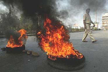 Dalit Violence