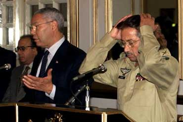 Making Sense of Musharraf's Volte Face