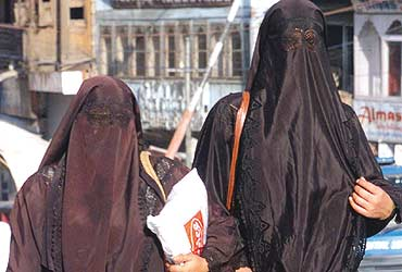 Let's Think Again About The Burqa