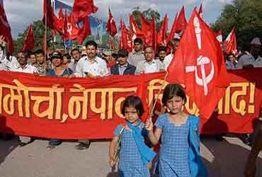 Maoists Overrun The Hinterland