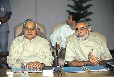 PM's Bull Run On Modi Sensex