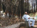 The Quiet One: Nitish Kumar at his official residence on Anne Marg