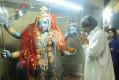 Kali idols in Karachi's posh Clifton area