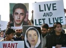 A PPP protest rally in Islamabad, Jan 24