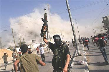 Guillotining Gaza
