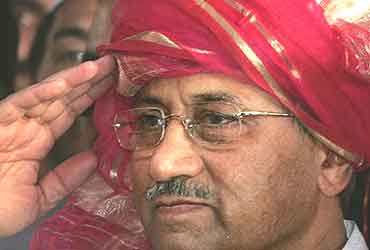 Musharraf's Many Moves Of Make-Believe