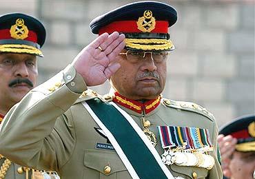 Musharraf Minus The Uniform