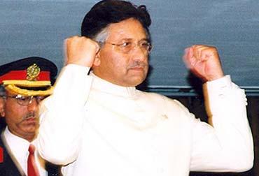 Musharraf's <i>Mein Kampf</i>