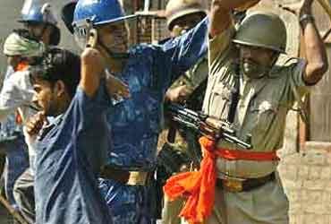 Ayodhya, October 17, 2003