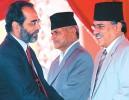 The pivot: Sood with Prachanda, Yadav