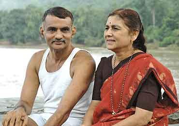 Prakash & Mandakini Amte