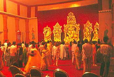 No Durga Puja In 2002?