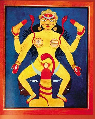 The Erotic, In Situ