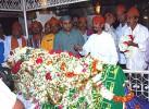 The calling: Rahman at the Hazrat Syed Moosa Shah Khaderi dargah in Chennai