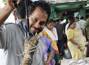 Riyas Komu, Artist, Mumbai
