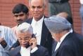 Discredited BMW lawyers R.K. Anand and I.U. Khan