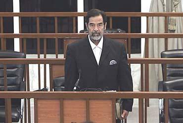 Saddam's Accomplices