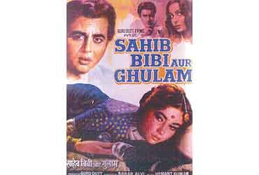 4. Sahib Bibi Aur Ghulam - 1962