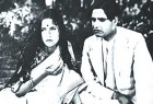 First show: K.L. Saigal, Jamuna, in <i>Devdas</i> (1935), directed by P.C. Barua