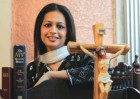 Salma Ali says she's found her saviour