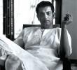 A young Satyajit Ray
