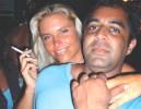 Prime suspect: Shankaran with a friend