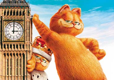 Garfield A Tail Of Two Kitties Tamil Dubbed Multifilesuniversity