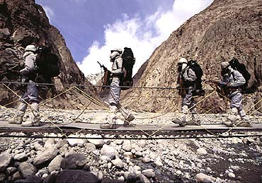 Ice Station Siachen