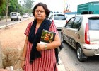 Harassed: Publisher Sunita Narayan was arrested as a maoist
