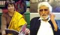 In tray out tray: Taslima is in exile in India but not many have lobbied for Husain