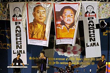 And Where's The Panchen Lama?