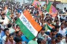 Di's day: A TMC victory rally in Singur