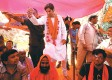 Heat and dust: Varun Gandhi back on the campaign trail in Pilibhit