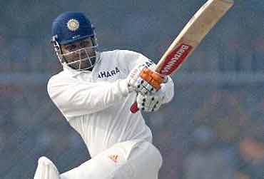 Sehwag Sets Green Park Alight