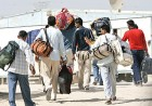 It's over: Workers returning from Dubai