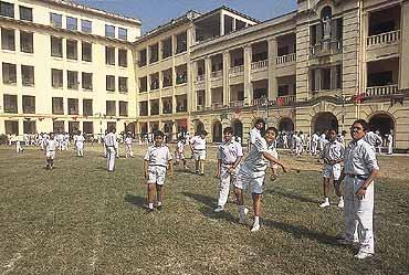 St Xavier's Collegiate School, Kolkata