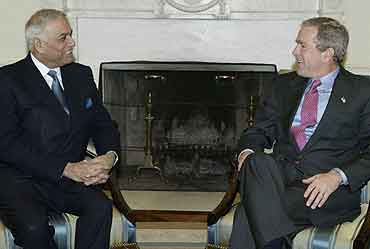 Mr Bush Regrets