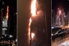 Huge Blaze Engulfs 86-Story Residential Skyscraper In Dubai