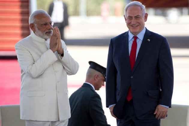 Israel, India deepen cooperation amidst Modi's landmark visit
