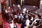 TMC MPs Walk Out Of RS To Protest Against 'Illegal Arrest' Of Leader In Chit Fund Scam