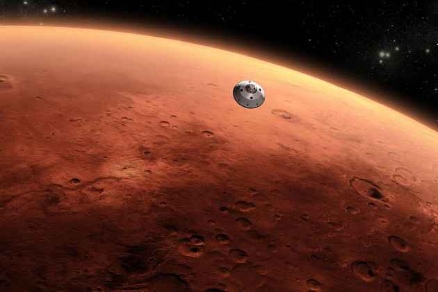 India's Mars Mission Completes 1,000 Earth Days in Orbit