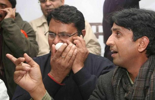 BJP Offered Me Delhi CM Post If I Joined Them: Vishwas