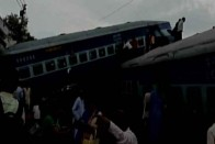 Utkal Express Derailment: How Mangled Coaches Pose A Challenge For Rescue Operations