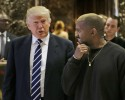 Kanye West Meets Trump To Discuss Multicultural Issues